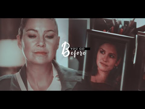 meredith & lexie | before you go