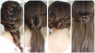 No te pierdas este tutorial de peinados