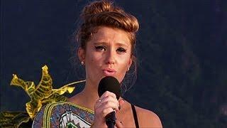 Ella Henderson's performance - Jason Mraz's I Won't Give Up - The X Factor UK 2012