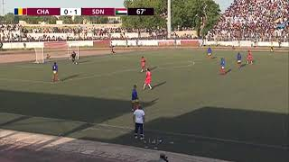 Chad v Sudan - FIFA World Cup Qatar 2022™ qualifier