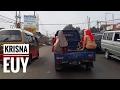 foto Test Drive Motor Melintasi Jalan Tanjungsari Sumedang