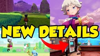 MORE NEW POKEMON SWORD AND SHIELD GAMEPLAY! What Are Poke Jobs? by Verlisify