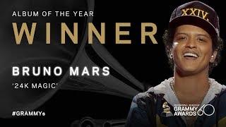 GRAMMY 2018 WINNERS Complete List