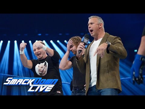 James Ellsworth is named SmackDown LIVE team mascot at Survivor Series: SmackDown LIVE, Nov. 8, 2016