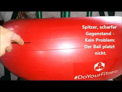 #DoYourFitness Gymnastikball