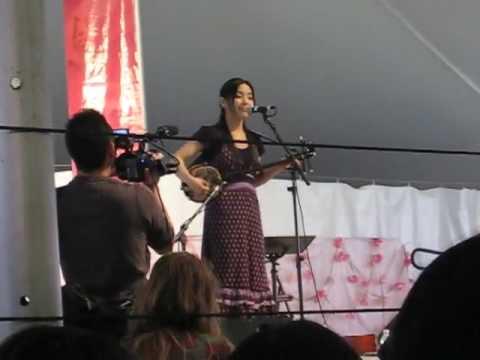 Minami Kizuki Performing LIVE @ Sakura Matsuri -- Brooklyn Botanical Garden (видео)