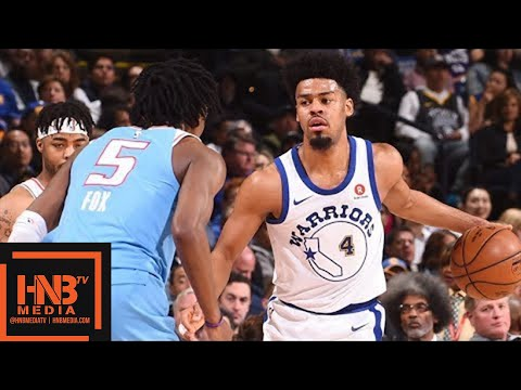 Golden State Warriors vs Sacramento Kings Full Game Highlights / March 16 / 2017-18 NBA Season (видео)