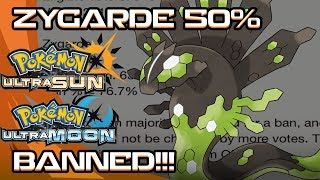 ZYGARDE 50% BANNED FROM OU! Pokemon Ultra Sun and Moon! by PokeaimMD