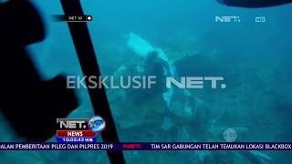 Video Tim NET dan TNI AL Berhasil Temukan Puing Pesawat Lion Air JT 610   NET10 MP3, 3GP, MP4, WEBM, AVI, FLV Januari 2019