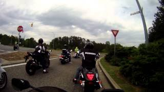 4. Suzuki GSX-R 1000 Demo Ride