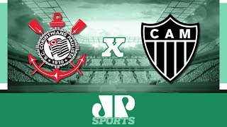 Corinthians 1 x 0 Atlético MG - 01/09/19 - Brasileirão