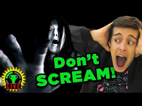 GTLive: WE ARE BRAVE! | Try Not To Scream Challenge (видео)