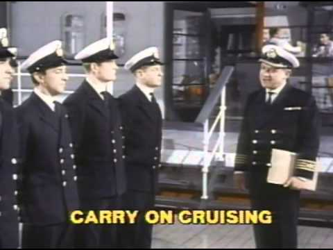 Carry On Cruising Trailer 1962