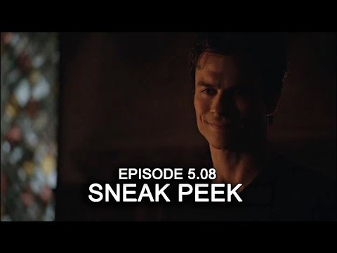 Webclip - The Vampire Diaries Season 5 Episode 8 Webclip/Sneak Peek