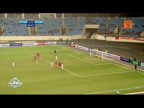 Highlights | U23 Indonesia 2-1 U23 Brunei | Kịch tính những phút cuối | BLV Quang Huy - Thời lượng: 6:56.