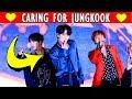 Download Lagu How BTS treats Jungkook | Bangtan Boys Mp3 Free