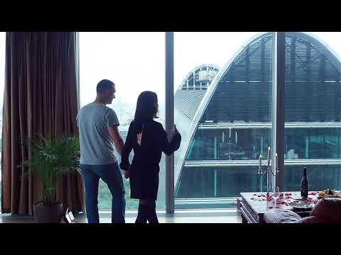 Предложение руки и сердца на 60 этаже Москва Сити - DomaVideo.Ru