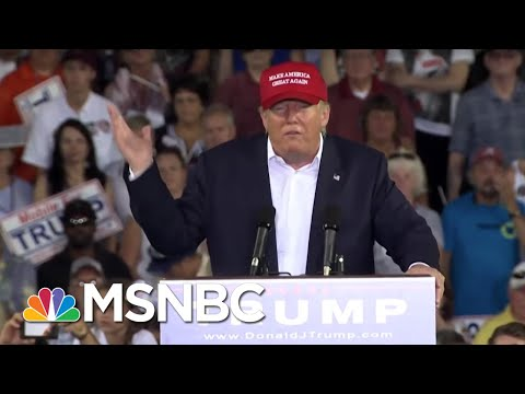 President Donald Trump's Financial History With Saudi Arabia | Velshi & Ruhle | MSNBC
