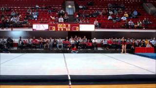 NC State Vs. West Virginia Gymnastics 2013