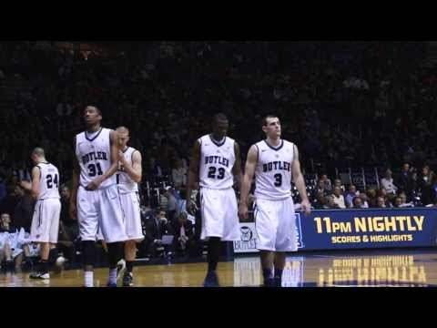 Butler Men's Basketball Highlights vs. St  John's