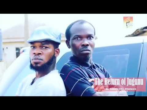 Behind the scene from RETURN OF JUGUNU featuring BRODA SHAGGI