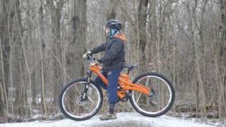 Assemblage A-Z d'un vélo de montagne sur mesure
