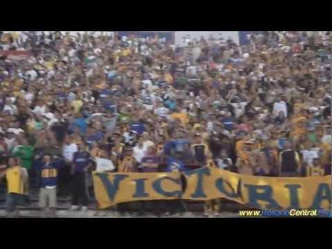 """Video - """"El pueblo es hincha de Central"""" - Rosario Central (Los Guerreros) vs Huracan - Los Guerreros - Rosario Central - Argentina"""