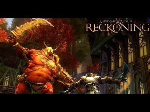 Kingdoms of Amalur: Reckoning™ (CD-Key, Region Free) Trailer