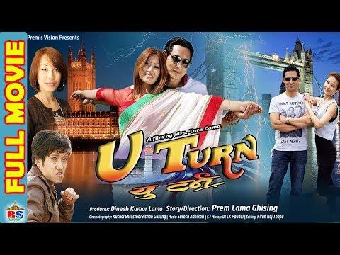 (यु-ट्रन    Nepali Full Movie 2018      Prem lama / Etisha Nembang.. 1 hour, 45 min)
