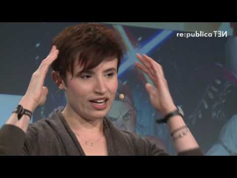 re:publica 2016 — Laurie Penny: Change The Story, Change The World