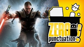 Video STAR WARS: THE FORCE UNLEASHED (Zero Punctuation) MP3, 3GP, MP4, WEBM, AVI, FLV Maret 2018