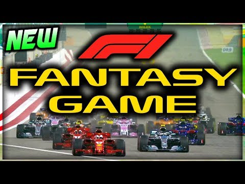 NEW Fantasy Formula 1 Game! - How to Play & Join My League! | aarava