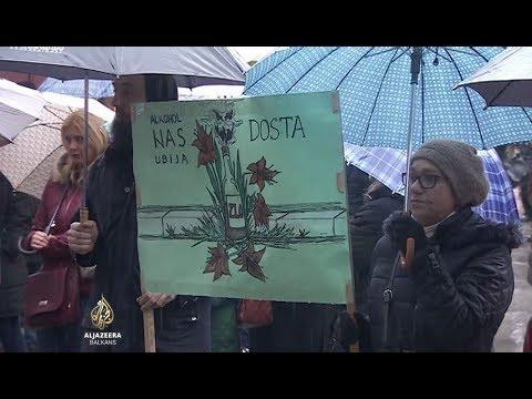 Ljutnja u Novom Travniku nakon pogibije majke i kćerke