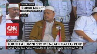 Video Slamet Ma'arif: Kalau Betul Kapitra Nyaleg, Berarti Berseberangan dengan PA 212 MP3, 3GP, MP4, WEBM, AVI, FLV Juli 2018