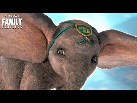 DUMBO (2019) | All Clips & Trailer Compilation for Emotional Disney Family Movie