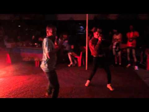 Biel Minaj - Bang Bang / Abertura do Concurso de dança Bar Barulho