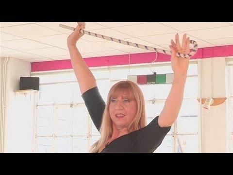 Танец живота с тростью. Обучение онлайн.