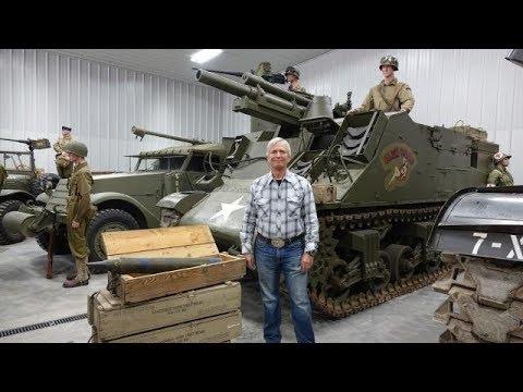 Dan Starks - Wyoming Museum of Military Vehicles