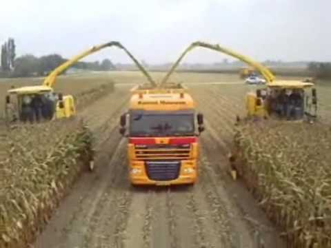 Maishakselen Kasteel-Meeuwen BV Trekkerweb.nl