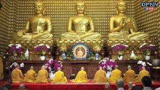 TRUYỀN HÌNH TRỰC TIẾP: Lễ Sám Hối tại chùa Giác Ngộ ngày 22-10-2018