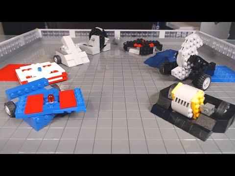 Lego Battlebots Season 3 Episode 9