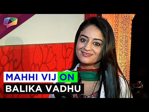 Balika Vadhu to have Mahi Vij after the leap.