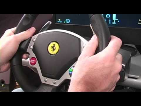 Racing wheels - http://www.insidesimracing.tv presents Ferrari F430 Force Feedback Thrustmaster Racing Wheel Review for the PC only. Now works with PS3 though on select titl...