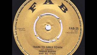 Download Lagu Prince Buster & The Allstars - Train To Girls Town & The Pyramids - Train Tour To Rainbow City Mp3