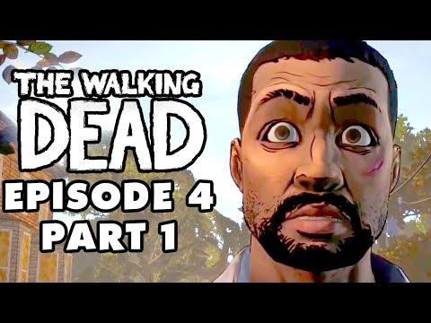 The Walking Dead Game – Episode 4, Part 1 – Around Every Corner (Gameplay Walkthrough)