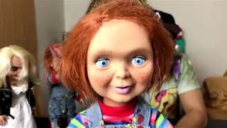 "Video UNBOXING | Good Guys 15"" Chucky Talking Doll by Mezco MP3, 3GP, MP4, WEBM, AVI, FLV Juli 2018"