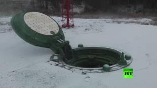 بالفيديو.. الجيش الروسي يطلق صاروخا بالستيا من تحت الأرض