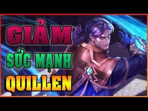Giảm Sức Mạnh QUILLEN trong phiên bản mới TRANG PHỤC 4.0 - Cách lên đồ QUILLEN trong Phiên Bản Mới - Thời lượng: 16 phút.