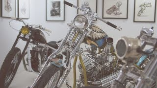 Official trailer for : Roll The Bones Motorcycle & Art Show (2018)