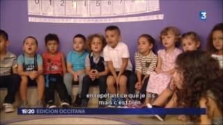 [oc] Jornalet en occitan del 10 de setembre de 2016 : extrach a prepaus de la primièra dintrada en occitan a l'escòla del Sarlac e de la seguida a l'escòla ...